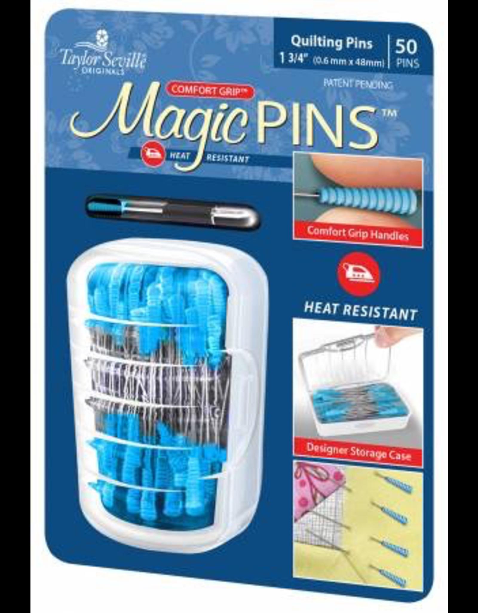 Tailor Mate Magic Pins 50 pc