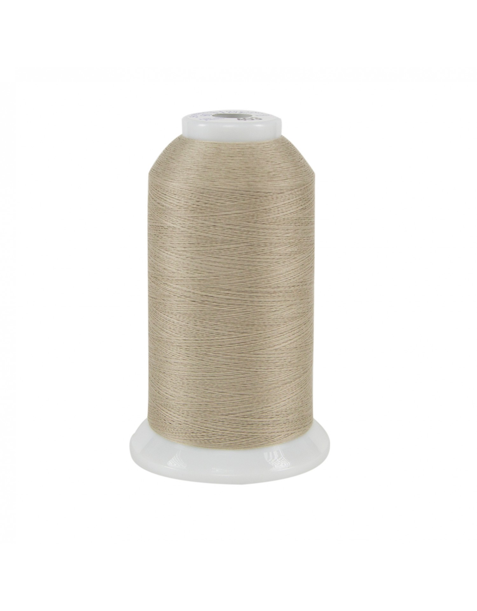 So Fine Polyester Thread 3-ply 50wt 3280 yds - Putty