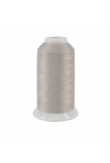 So Fine Polyester Thread 3-ply 50wt 3280 yds - Silver Screen