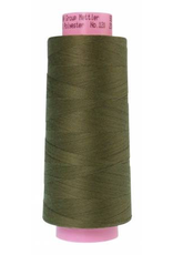 Seracor Polyester Thread 50wt 2734 yds - Olive Drab