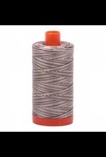 Aurifil Cotton Thread 50 wt 1422 yards Varigated Browns