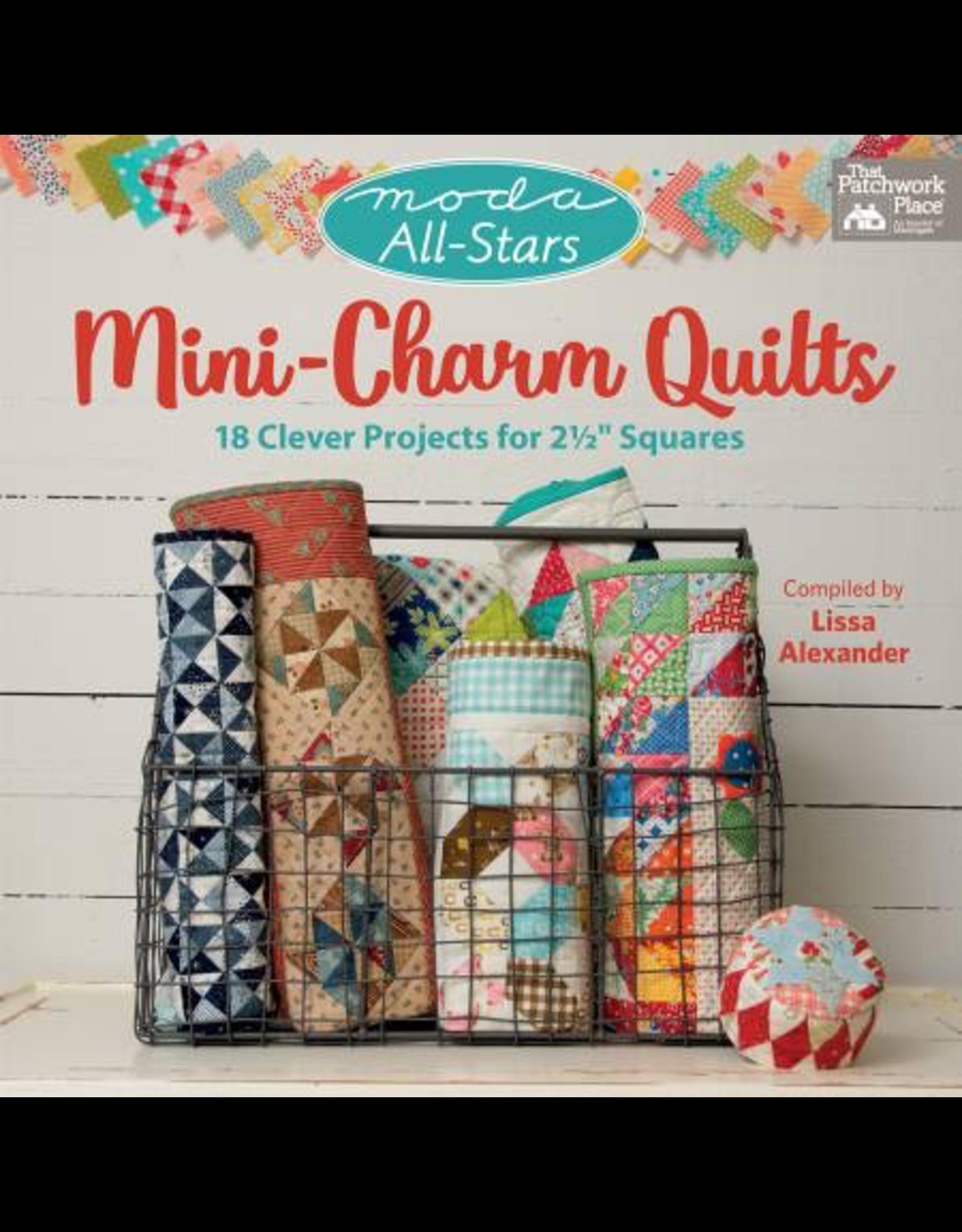 Moda All-Stars Mini-Charm Quilts