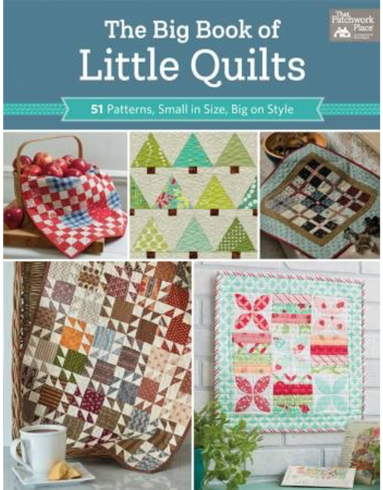 Big Book of Little Quilts