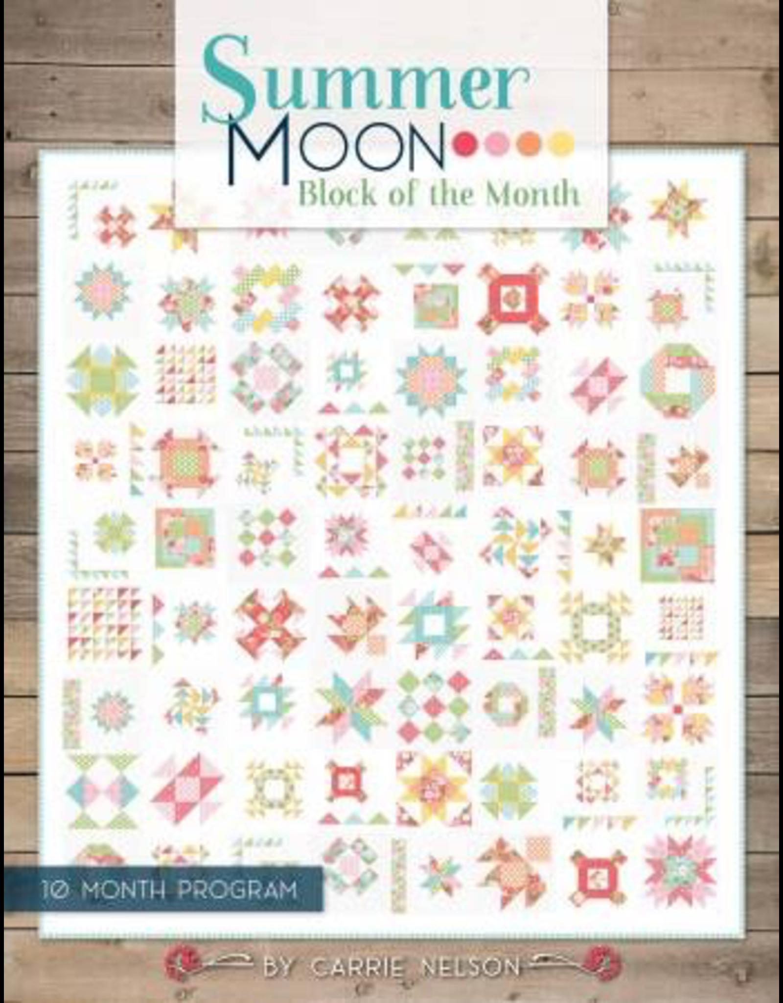 Summer Moon Book