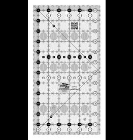 Creative Grids Quilt Ruler 6 1/2 x 12 1/2