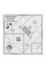 Creative Grids Square on Square Trim Tool 3in or 6in Finished