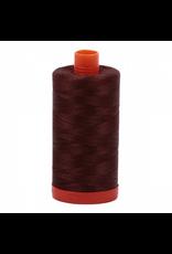 Aurifil Cotton Thread 50 wt 1422 yards Chocolate