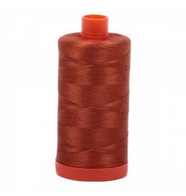 Aurifil Cotton Thread 50 wt 1422 yards Cinnamon Toast