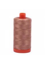 Aurifil Cotton Thread 50 wt 1422 yards Cafe' Au Lait