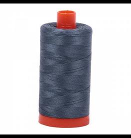 Aurifil Cotton Thread 50 wt 1422 yards Medium Grey