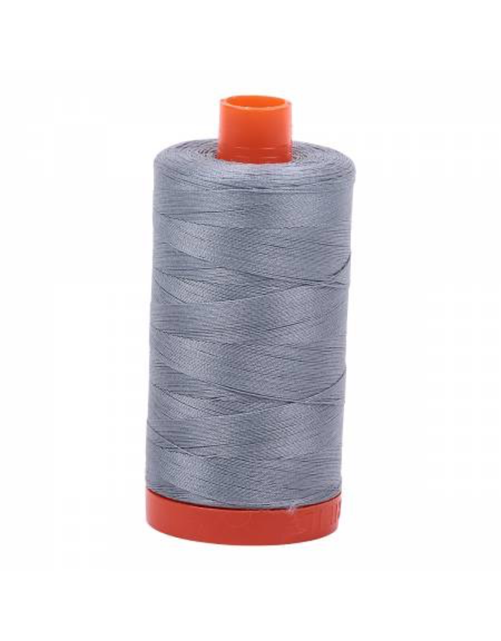 Aurifil Cotton Thread 50 wt 1422 yards Light Blue Grey