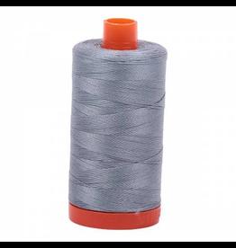 Aurifil Cotton Thread 50 wt 1422 yards Light Blue Grey