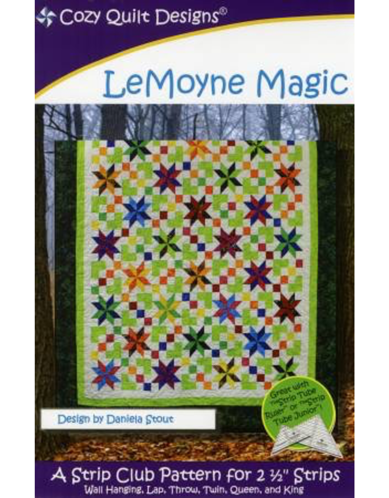 LeMoyne Magic Pattern