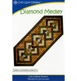 Diamond Medley Pattern