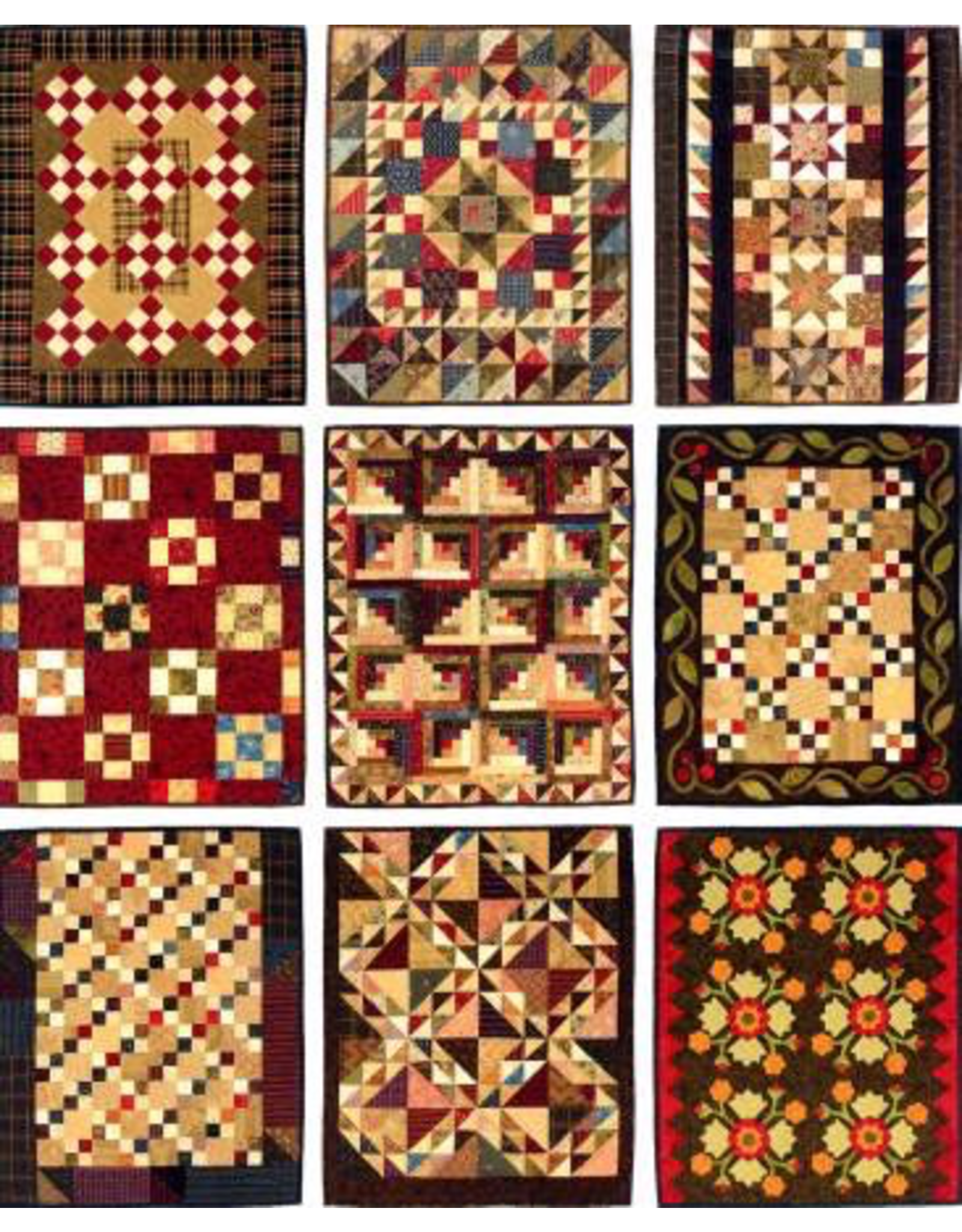 Fat Quarter Quilting Reproduction Fabrics