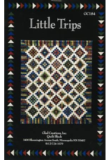 Little Trips Quilt Pattern
