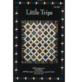 Little Trips Quilt Pattern