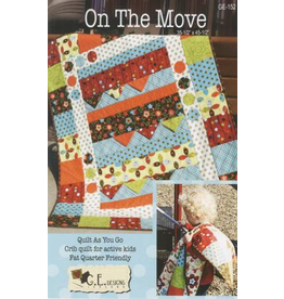 On the Move (Quilt As You Go)