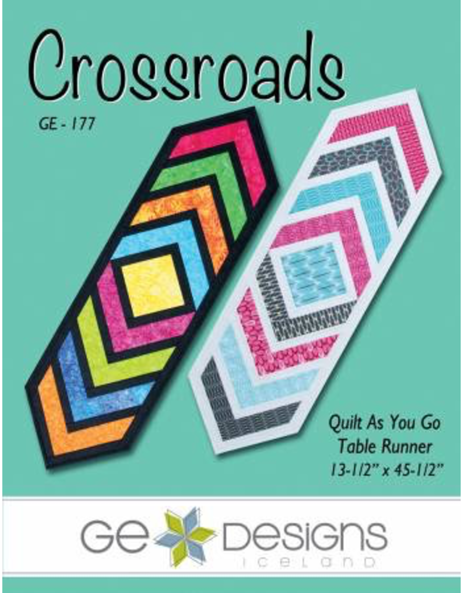 Crossroads (Quilt As You Go)