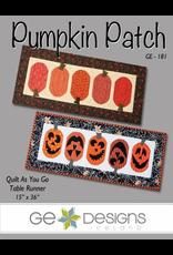 Pumpkin Patch (Quilt As You Go)