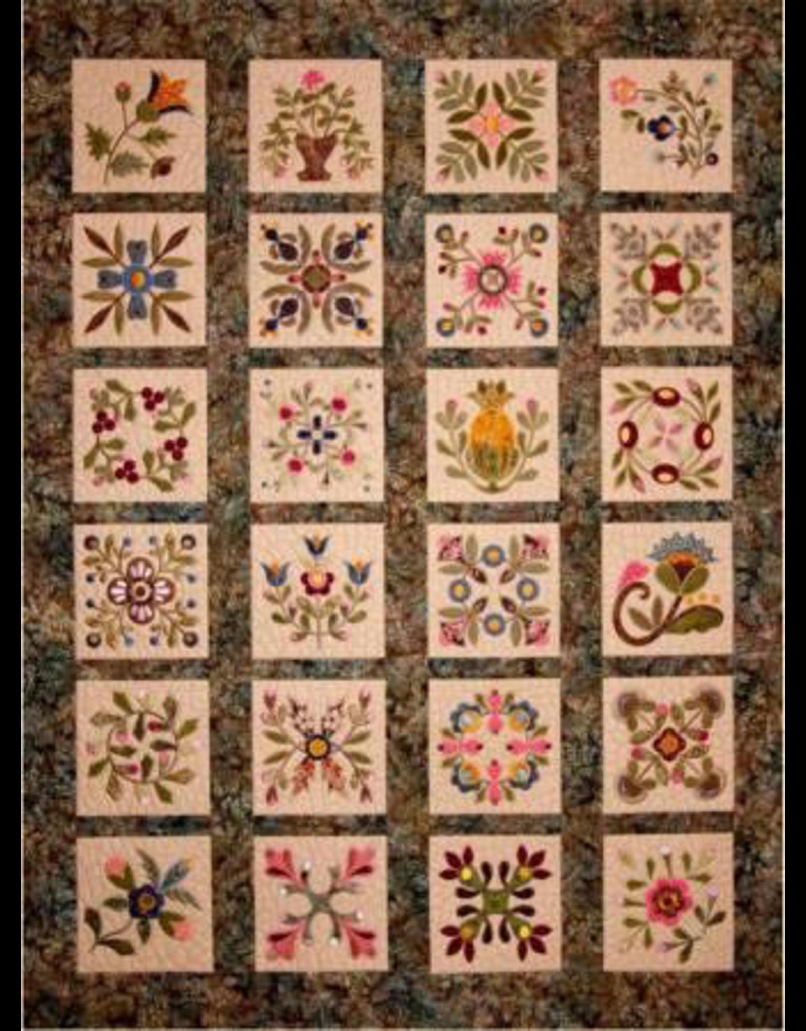 Elegant Garden Embroidery CD