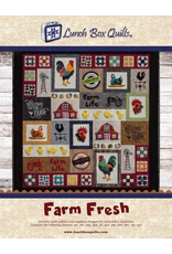 Farm Fresh Applique Machine Embroidery CD