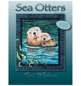 Sea Otters Pattern