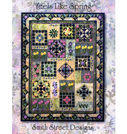 Feels Like Spring Embroidery CD