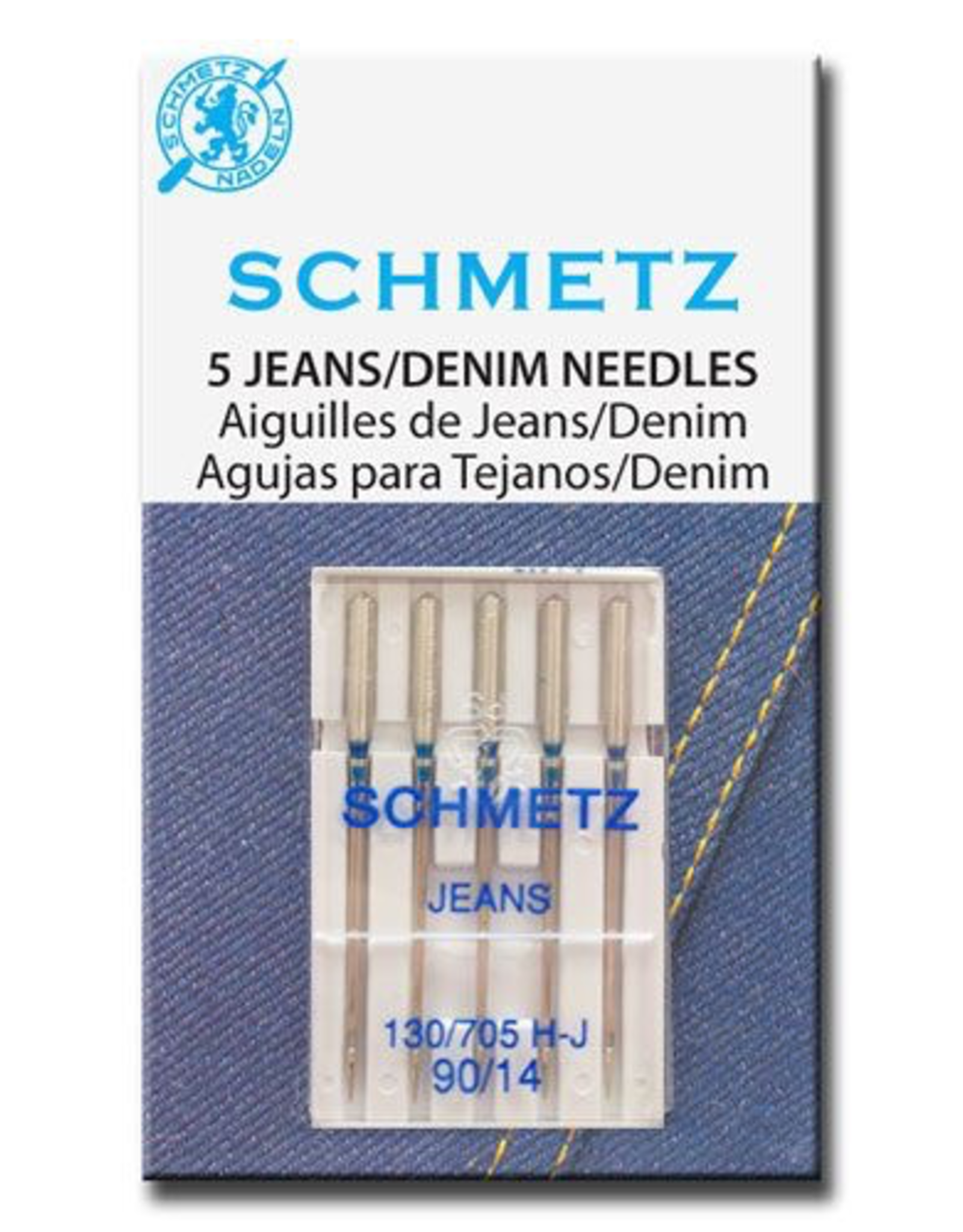 Schmetz Denim Machine Needle Size 90/14