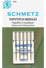 Schmetz Topstitch Machine Needle Size 80/12