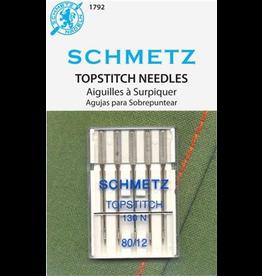 Schmetz Topstitch Machine Needle Size 80/12