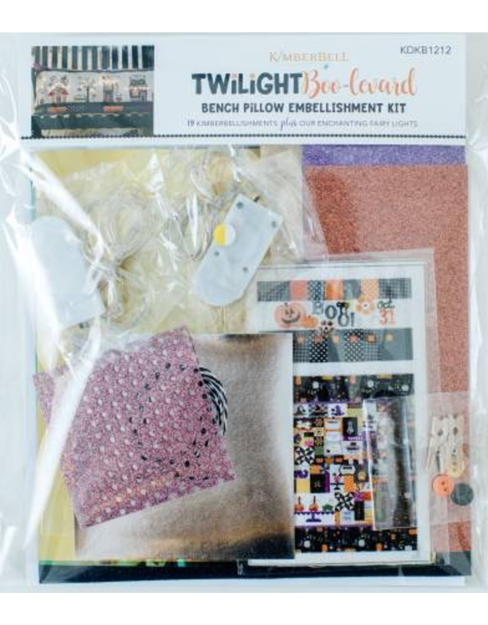 Twilight Boo-levard - Embellishment Kit