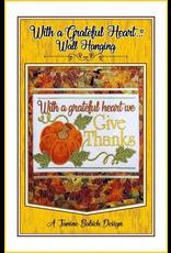 Grateful Heart Wall Hanging