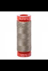 Aurifil Cotton Thread 50 wt 220 yd Light Khaki Green