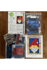 Noggin' Kit - Including Pattern, Creative Grids Rulers and Backing
