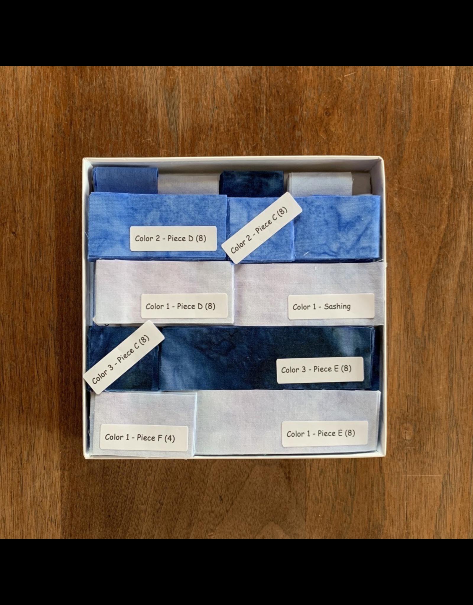 Carpenter's Table Topper Kit - Blues