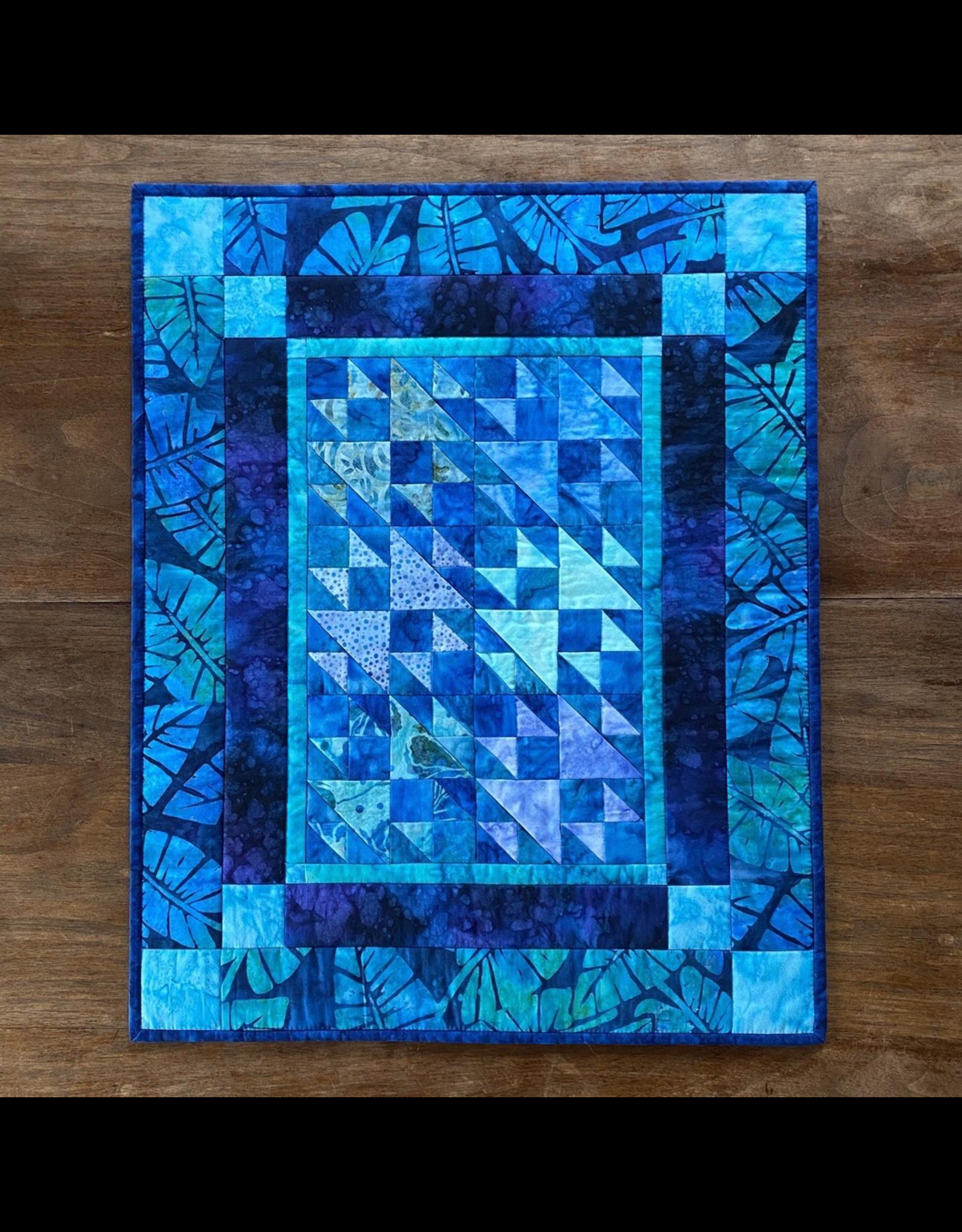 Exploring Batiks - Old Maid's Puzzle Kit