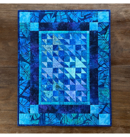 Exploring Batiks - Old Maid's Puzzle Kit