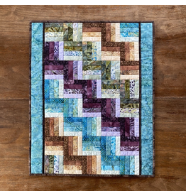 Exploring Batiks - Rail Fence Kit