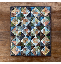 Exploring Batiks - Triangles & Squares Kit