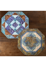 Darling Duet Table Topper Kit SetIncludes Free Pattern