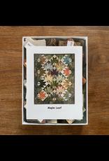 Exploring Batiks - Maple Leaf Kit