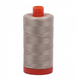 Aurifil Cotton Thread 50 wt 1422 yards Stone