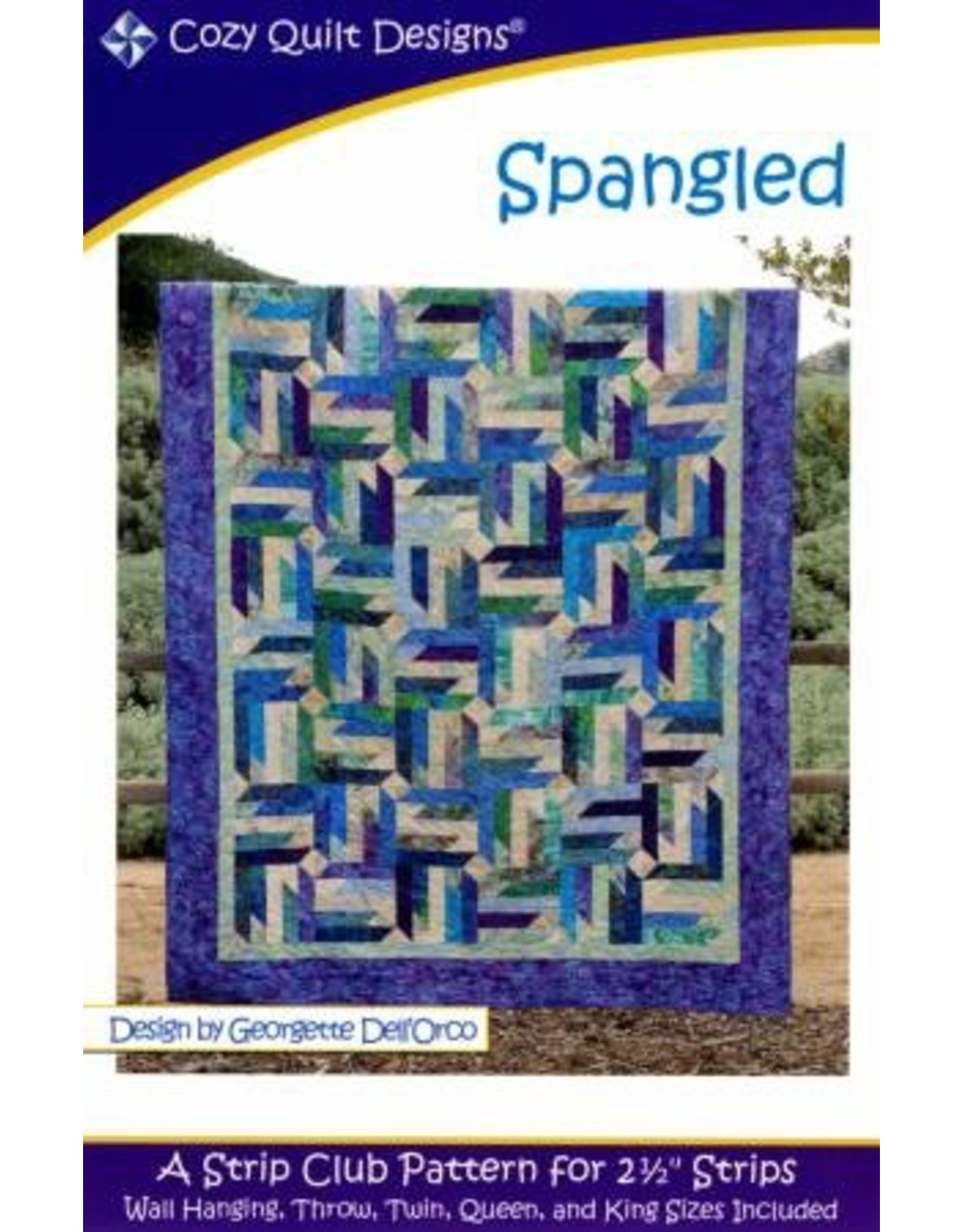 Spangled Pattern