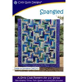 Strip Club - Spangled Pattern