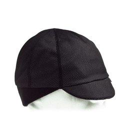 SWRVE SWRVE WINDSTOPPER belgian cap - Black
