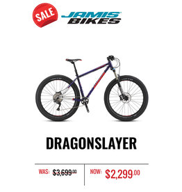 Jamis DragonSlayer 27.5+ Sport 2019