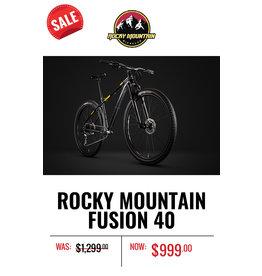 Rocky Mountain Rocky Mountain Fusion 40