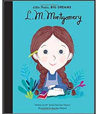 L.M Montgomery - Little People Big Dreams