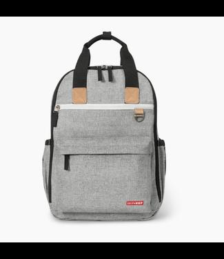 Duo Diaper Backpack Grey